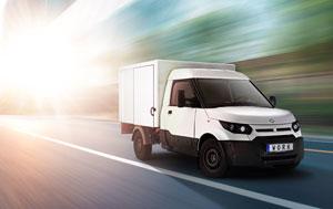 Die Kooperationsvereinbarung zwischen StreetScooter und Alphabet umfasst zunächst 500 Elektro-Transporter