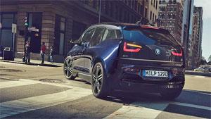 Elektro-Auto BMW i3