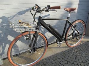 E-Bike des Schweizer Herstellers EGO Movement.