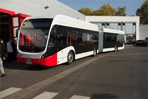 Elekro-Bussse, Köln, Stromverbrauch, Reichweite