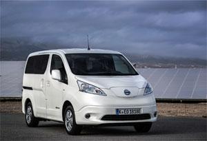 Der Elektro-Transporter ist als Kastenwagen und in einer Pkw-Variante erhältlich