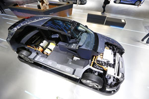Mit dem Nexo bringt Hyundai in diesem Jahr das zweite Serienmodell eines Brennstoffzellenfahrzeugs auf den deutschen Markt