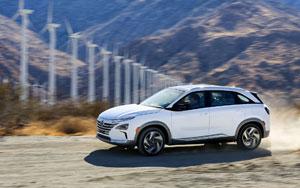Der Hyundai Nexo soll in Deutschland ab dem Sommer 2018 angeboten werden