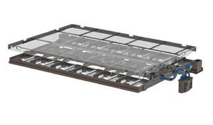 Zellkontaktiersystem für Lithium-Ionen-Batterien von ElringKlinger