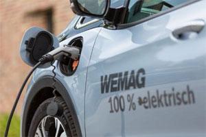 Die WEMAG will bis Ende 2018 mehr als 150 Ladepunkte in Mecklenburg-Vorpommern betreiben