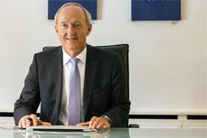 """VDIK-Präsident Reinhard Zirpel: """"Die VDIK-Mitglieder haben zur richtigen Zeit das passende Modellangebot."""""""
