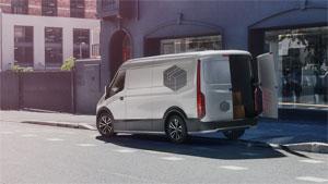 """Dr. Markus Heyn, Mitglied der Bosch-Geschäftsführung: """"Bosch bringt E-Mobilität dorthin, wo sie definitiv Sinn macht – in den städtischen Lieferverkehr."""""""