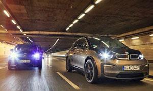 Während der Paris Auto Show wurden der neue BMW i3 und der BMW i3s vorgestellt.
