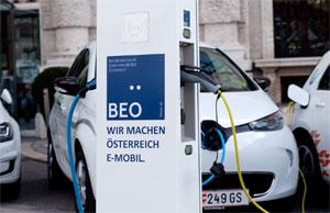 Der BEÖ und seine elf Energieunternehmen betreiben derzeit 2.000 öffentliche Ladeanschlüsse zwischen Wien und Bregenz