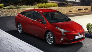 Zu den empfehlenswerten Autos zählt der VCD unter anderem den Hybridpionier Toyota Prius.