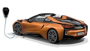 Seit März 2018 wird in Leipzig der BMW i8 Roadster gebaut