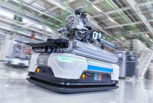 Für den Aufbau der Elektro-Motorenfertigung investierte das Unternehmen einen zweistelligen Millionenbetrag