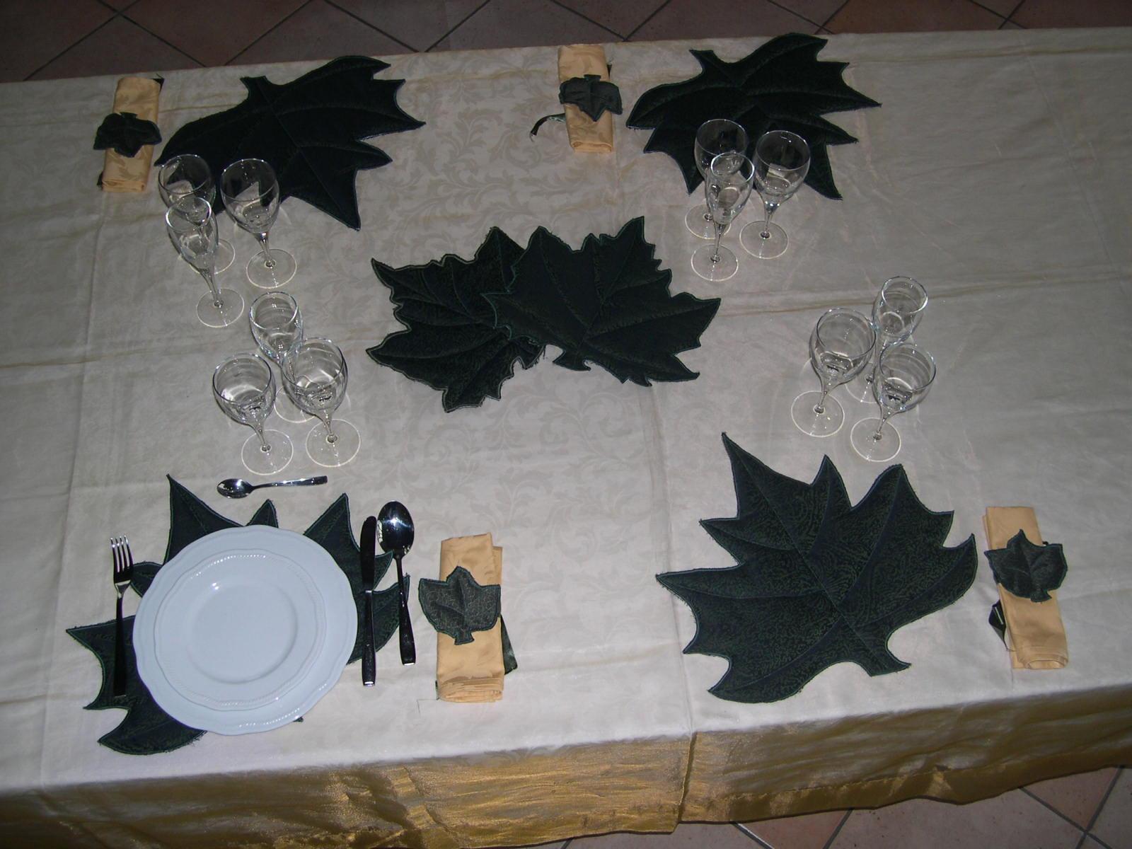 Particolare cucina autunno
