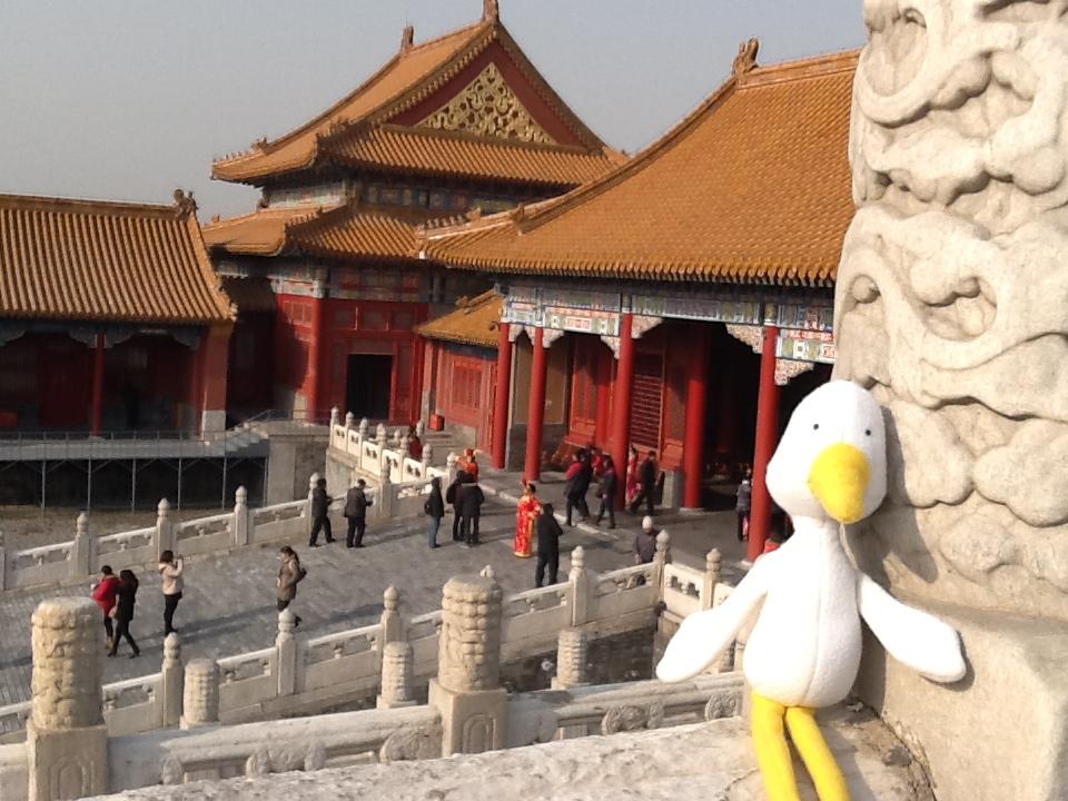 Pechino città proibita 2012