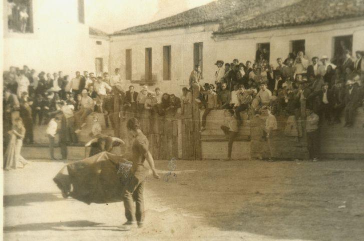Capea de Sanjuanes, Robleda, administrador http://fotografias-antiguas-robleda.blogspot.com.es
