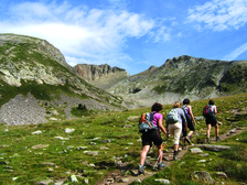 Vernet les Bains : paradis des randonneurs