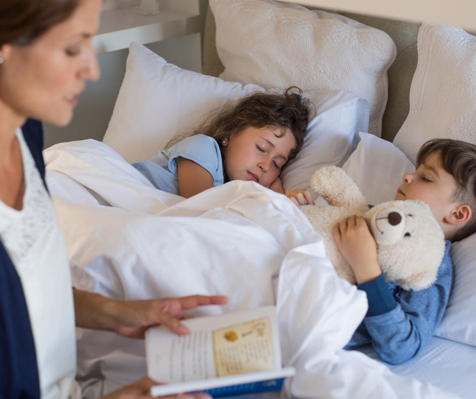 Bambini: i disturbi del sonno
