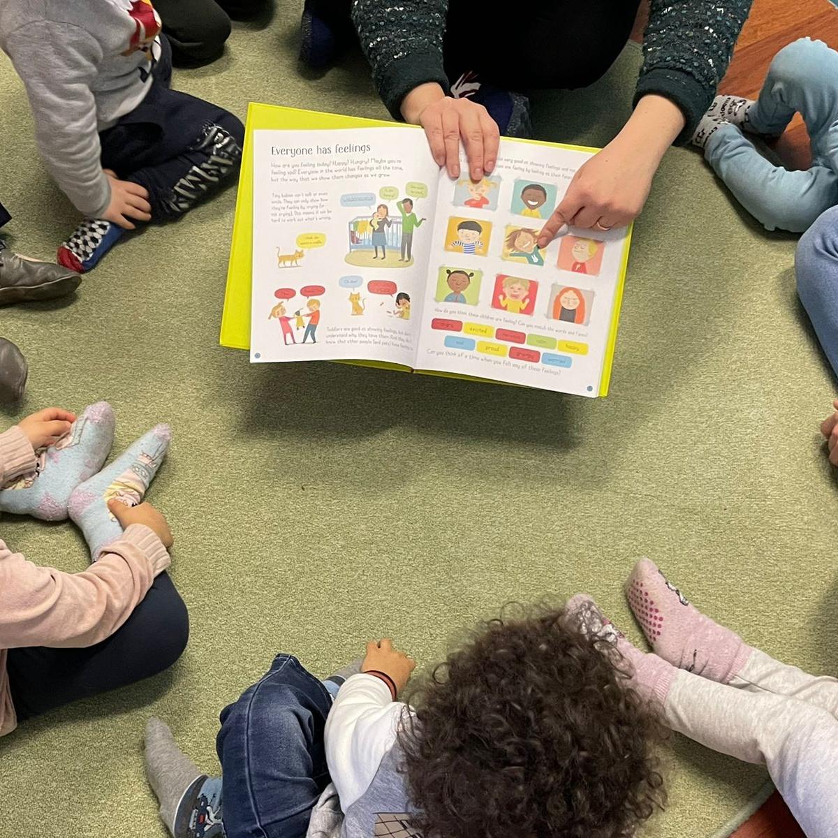 Attività in inglese per bambini dell'asilo nido: i nostri metodi