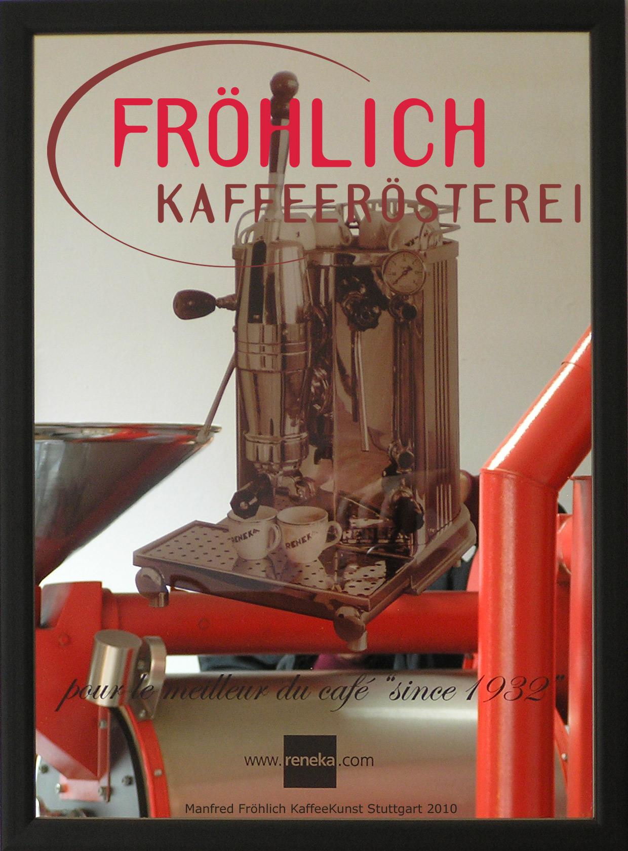Spiegelung © Manfred Fröhlich