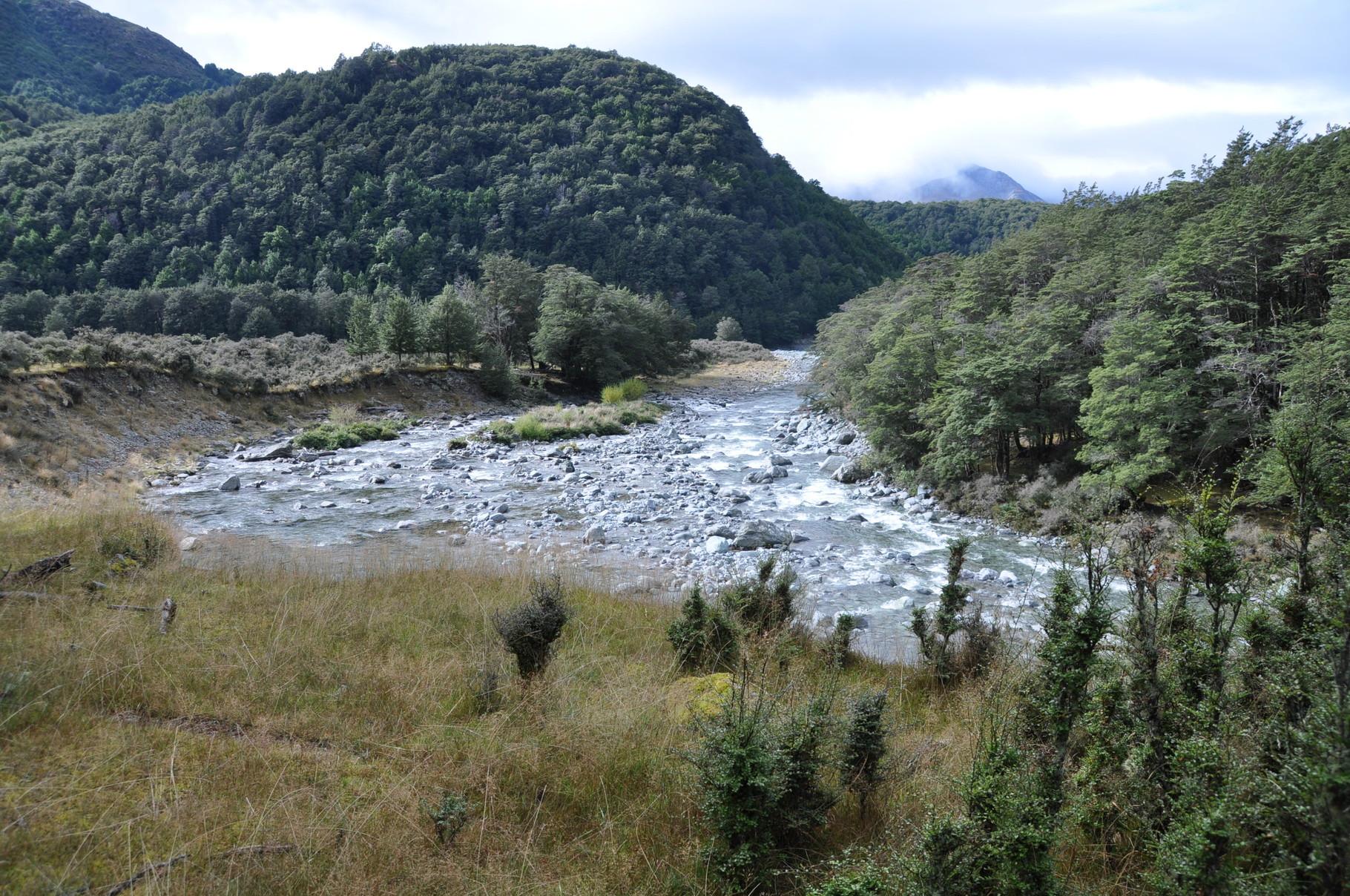 Wanderung bei Glenorchy