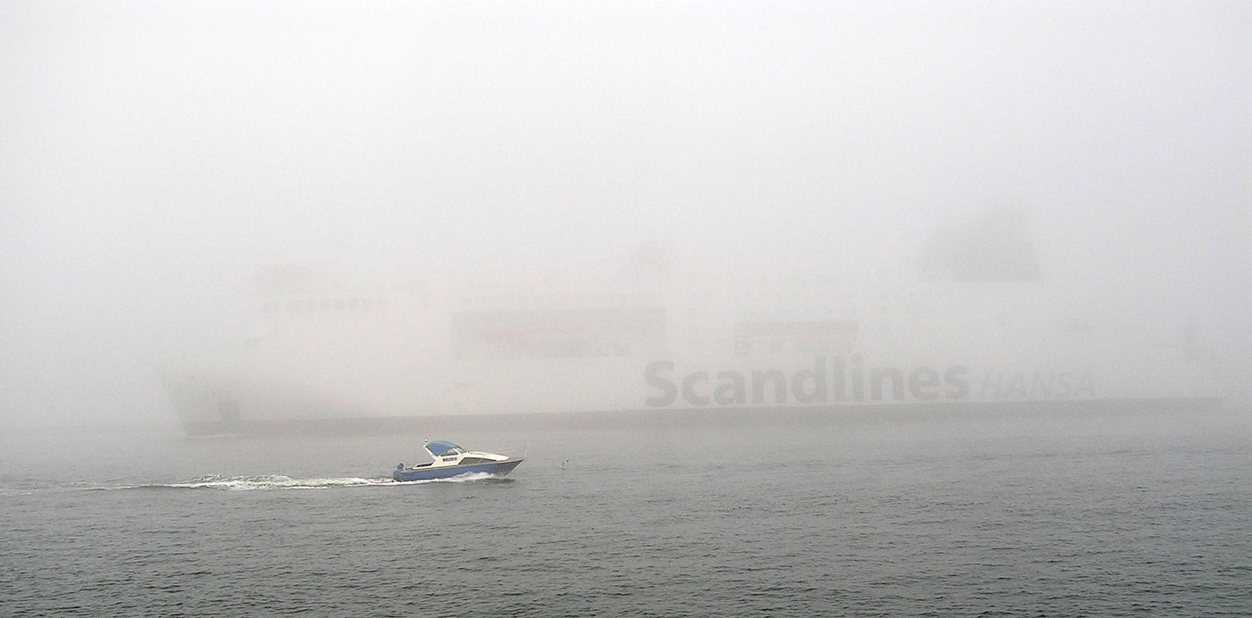Kein Nebel ohne Wasser © Bernd Brüne