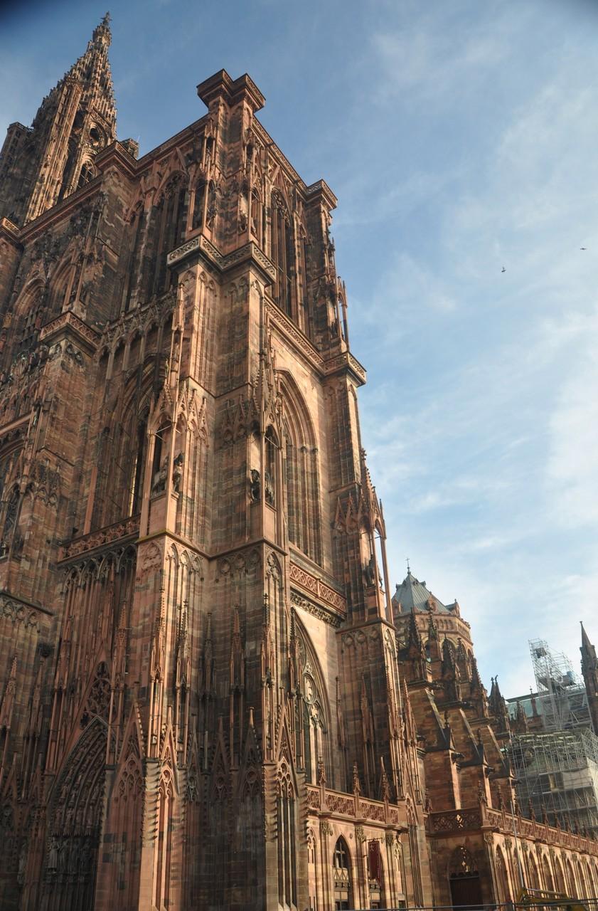 Cathedrale Notre Dame_Straßburg