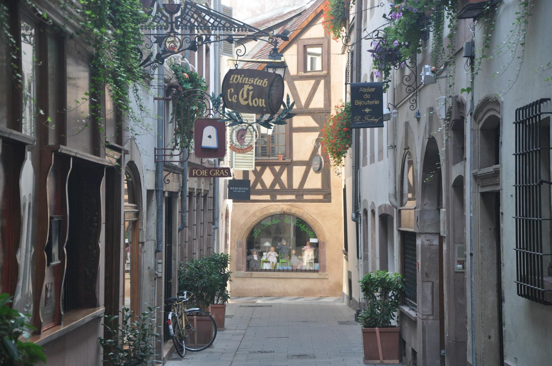Das bezaubernde Straßburg