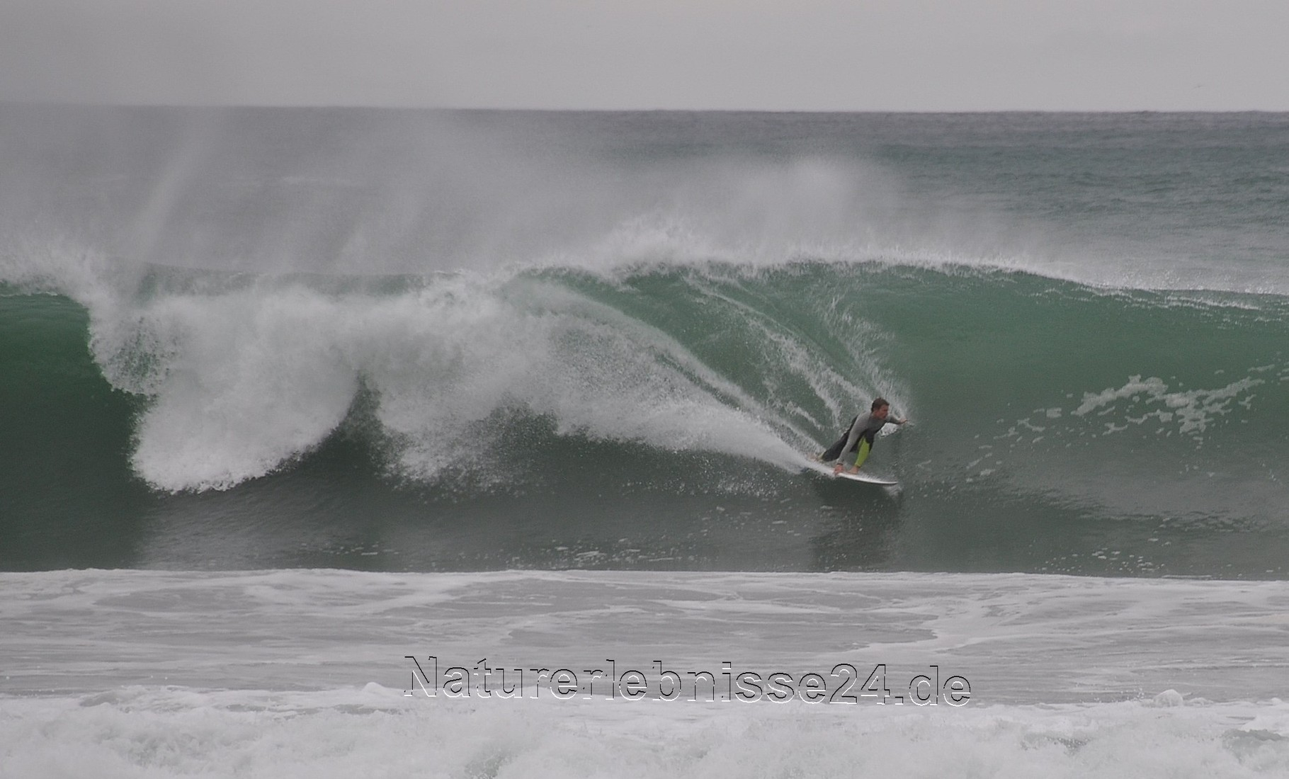 Spaß mit den Wellen