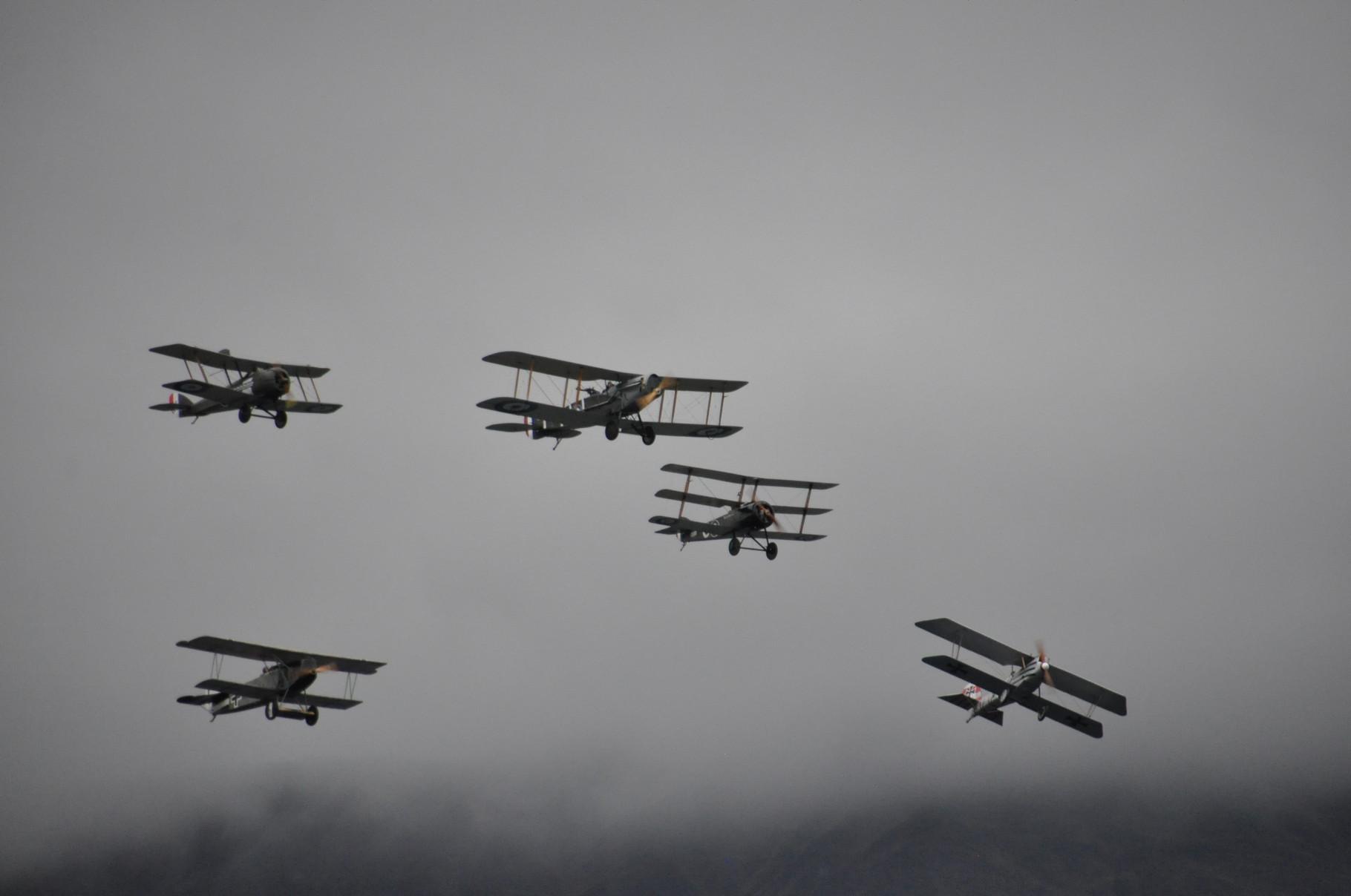 Flugshow Wanaka