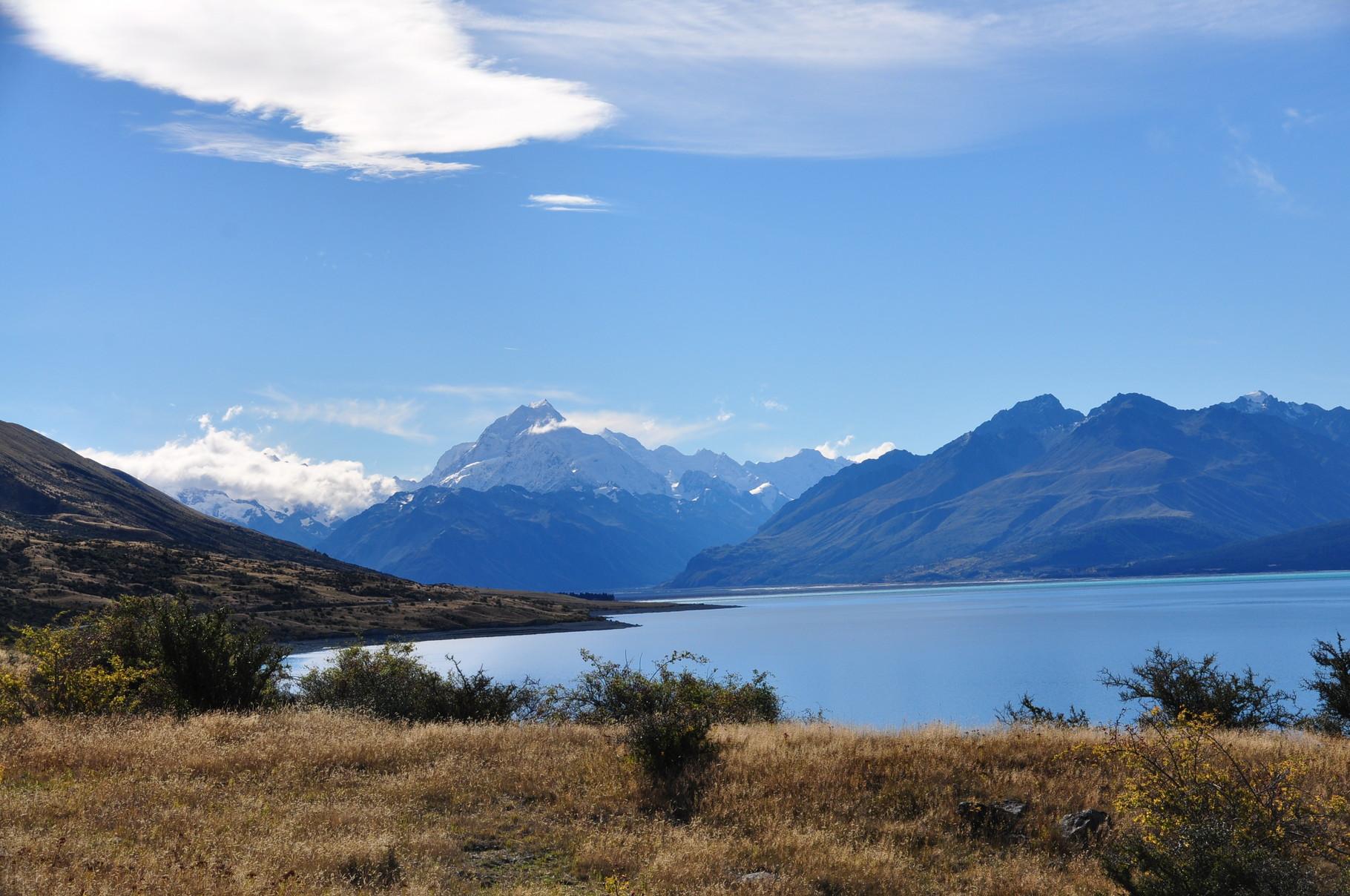 Zum Mount Cook