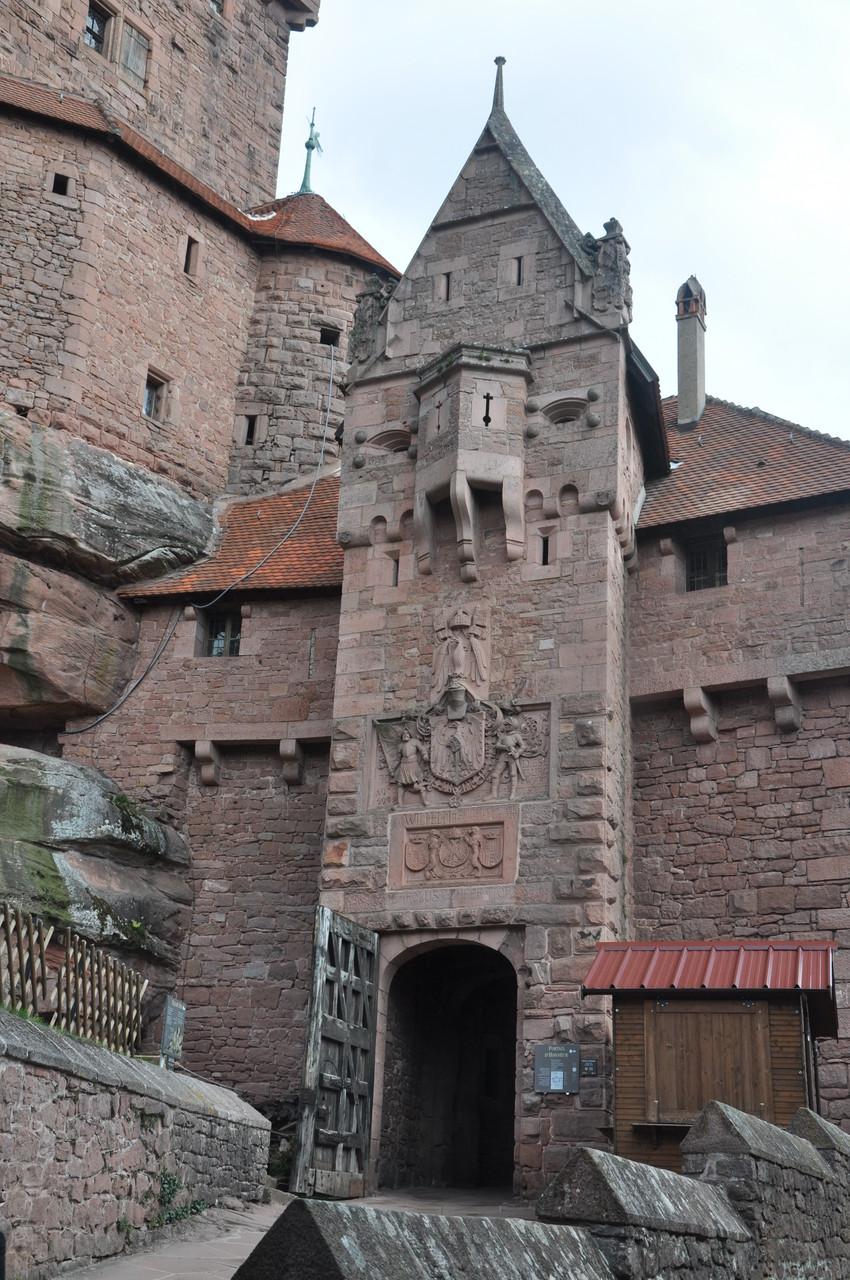 Burg Haut de Königsburg