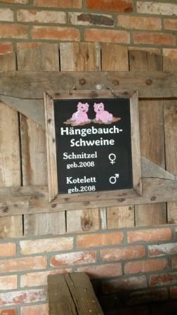 Außergewöhnliche Namen für die Bewohner des Erlebnisdorfes
