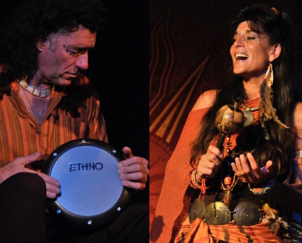 Thierry WAMBLI & Carol ANPO WI
