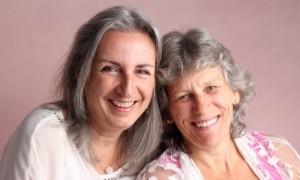 Sylvie BERUBE et Nathalie PICARD