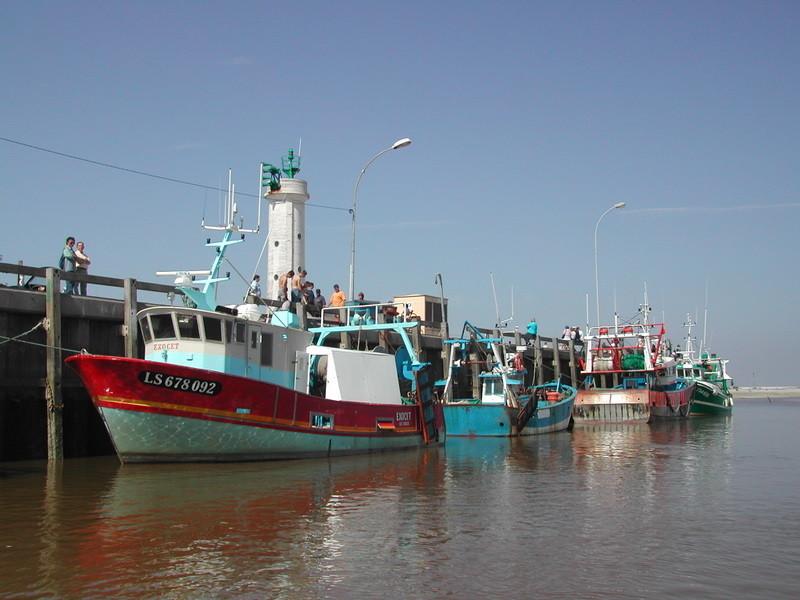 Port du Hourdel