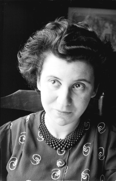 Etty (Esther) Hillesum (15 January 1914 in Middelburg, Netherlands – 30 November 1943 in Auschwitz, Poland)