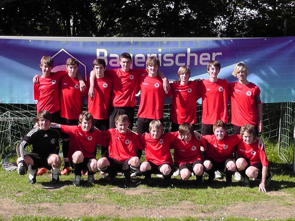 TSV 1866 Schonungen - Bau-Pokal Final 2011