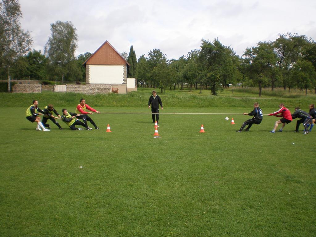 Fußball Trainingslager Rappertshausen 2011
