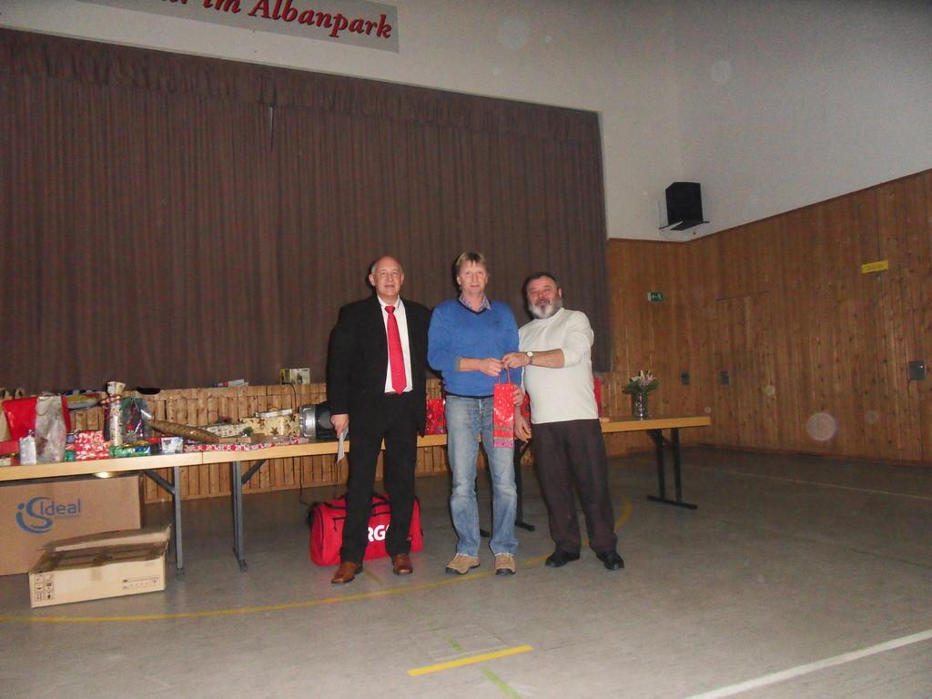 TSV 1866 Schonungen - Fußball Weihnachtsfeier 2010