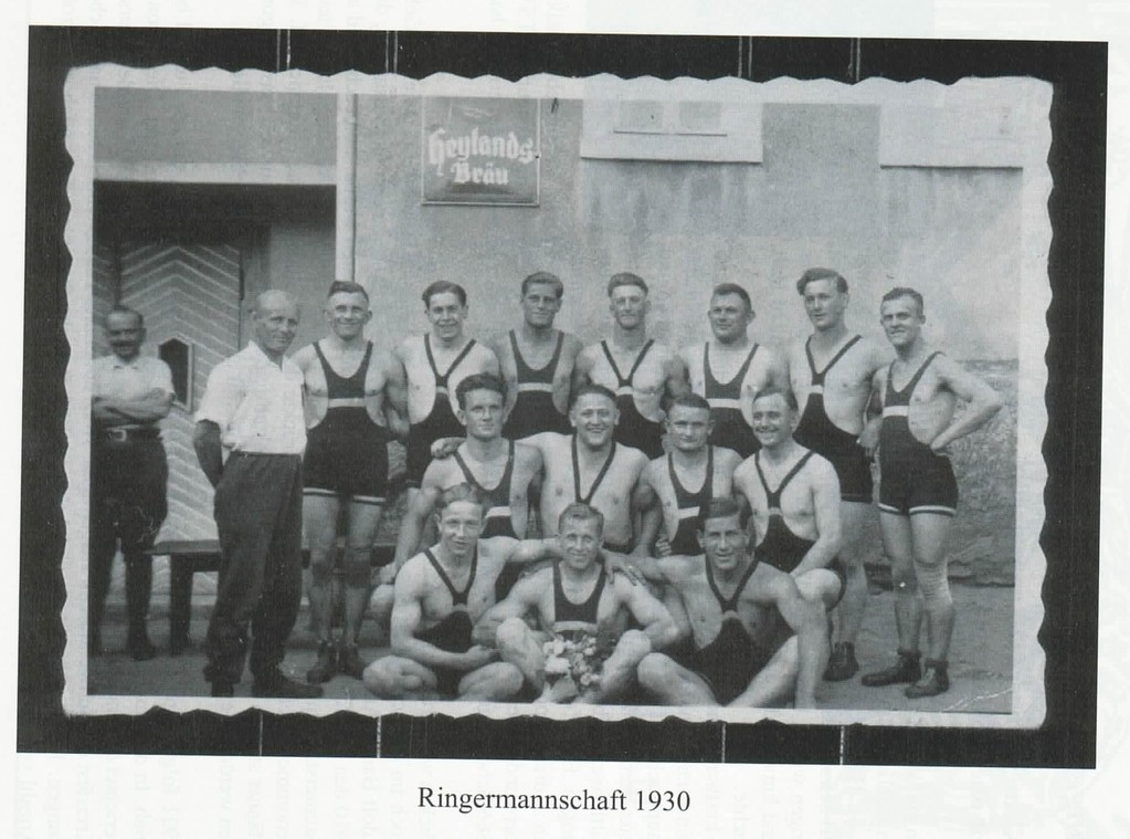 Ringer 1930 - TSV 1866 Schonungen