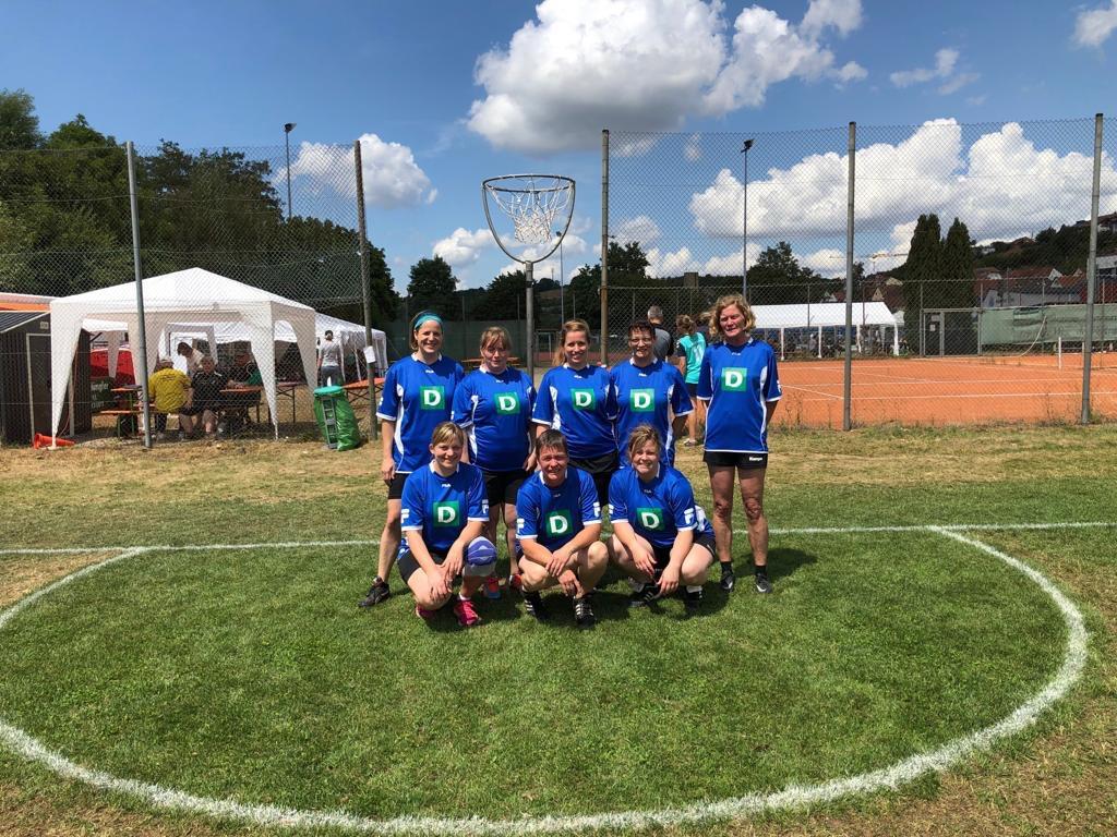 TSV 1866 Schonungen - Ü30 - 3. Platz Ü30-Turnier