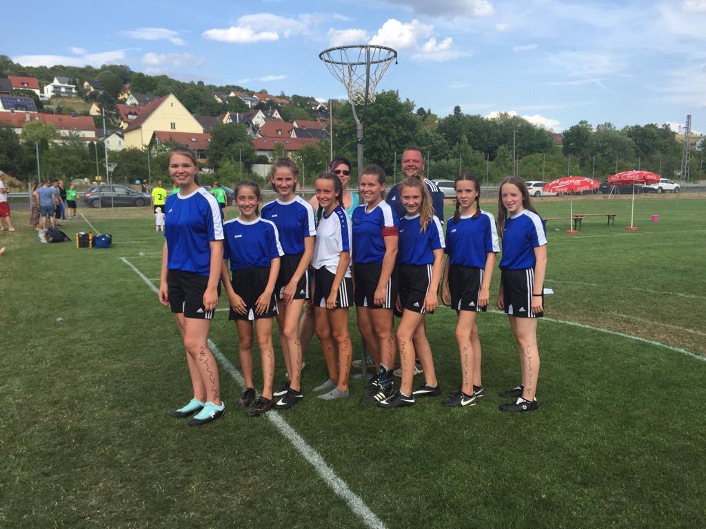 TSV 1866 Schonungen - Jugend 15 - Kreismeister 2019