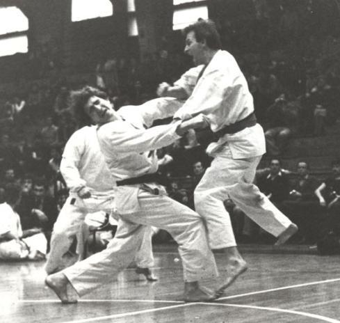 1980 - Pasqua del Budokan - M° Gazich