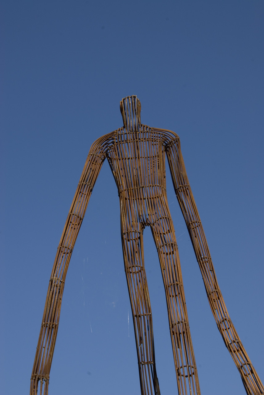 ANDANTE hierro 2,40x80x80cm