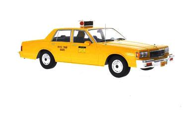 taxi chevrolet caprice classic sedan