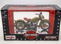 moto Harley-Davidson JDH