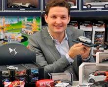 Président de la marque de miniatures NOREV