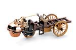 machine à vapeur Brumm 1/43