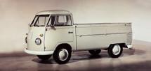 Transporter Volkswagen plateau