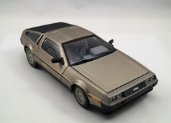 La DeLorean de série de 1981